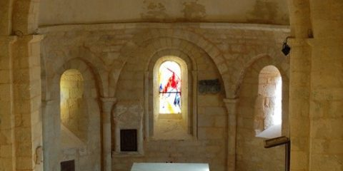 Eglise Saint-Martin d'Ajat