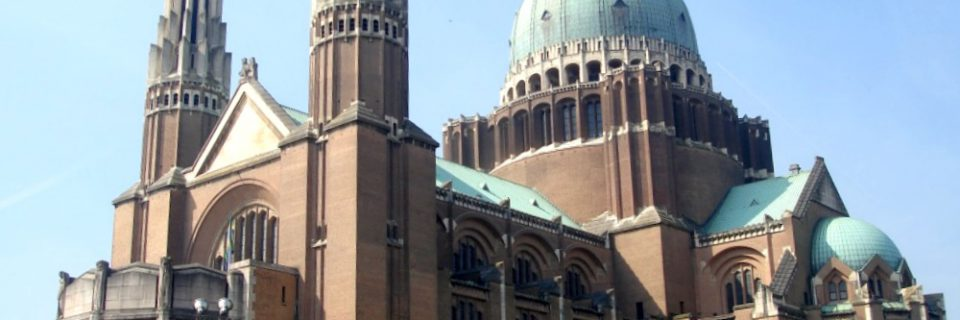 Basilique nationale du Sacré-Cœur, Espace Cardinal Danneels, Bruxelles