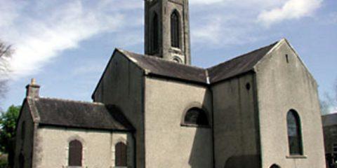 Oratoire Saint-Erc de l'Eglise Saint-Patrick, Slane