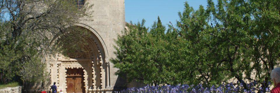 Eglise du monastère de Ganagobie