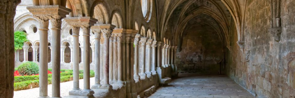 Abbaye de Fontfroide, chapelle des Morts, Narbonne