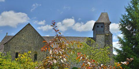 Eglise Saint-Martial, Orgnac-sur-Vézère