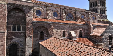 Basilique Saint-Julien à Brioude