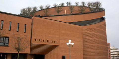 Cathédrale de la Résurrection,  Evry