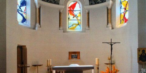 Chapelle du Couvent des Franciscaines Réparatrices de Jésus-Hostie, Paris