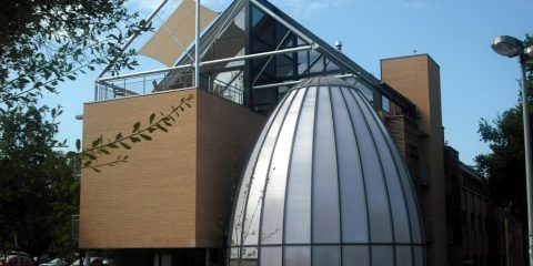 Eglise du Couvent des Dominicains à Louvain-La-Neuve