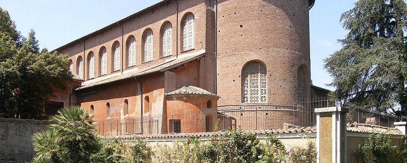 Salle Capitulaire Couvent Sainte-Sabine, Rome