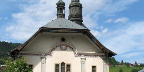Eglise Saint-Gervais, Saint-Gervais-les-Bains