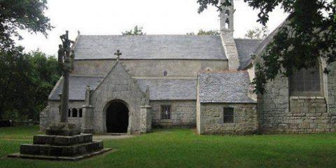 Eglise Sainte-Brigitte du Perguet