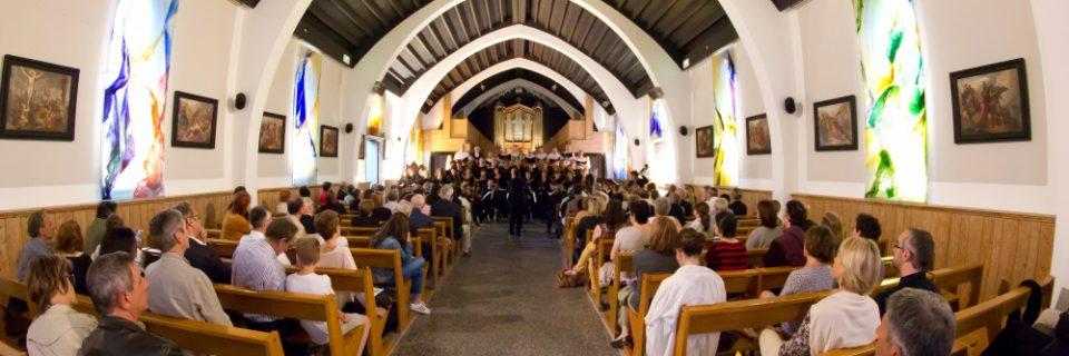 Chapelle de l'Ecole Lacordaire, Marseille