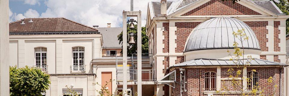 Chapelle de l'ensemble Scolaire Françoise Cabrini, Noisy-le-Grand