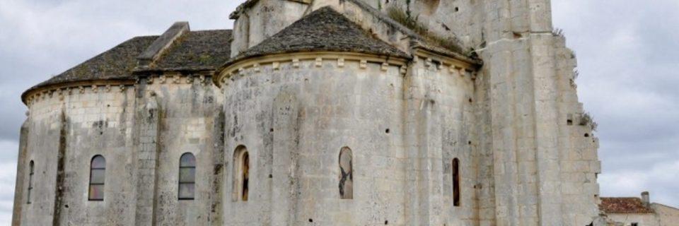 Abbaye de Trizay, Trizay